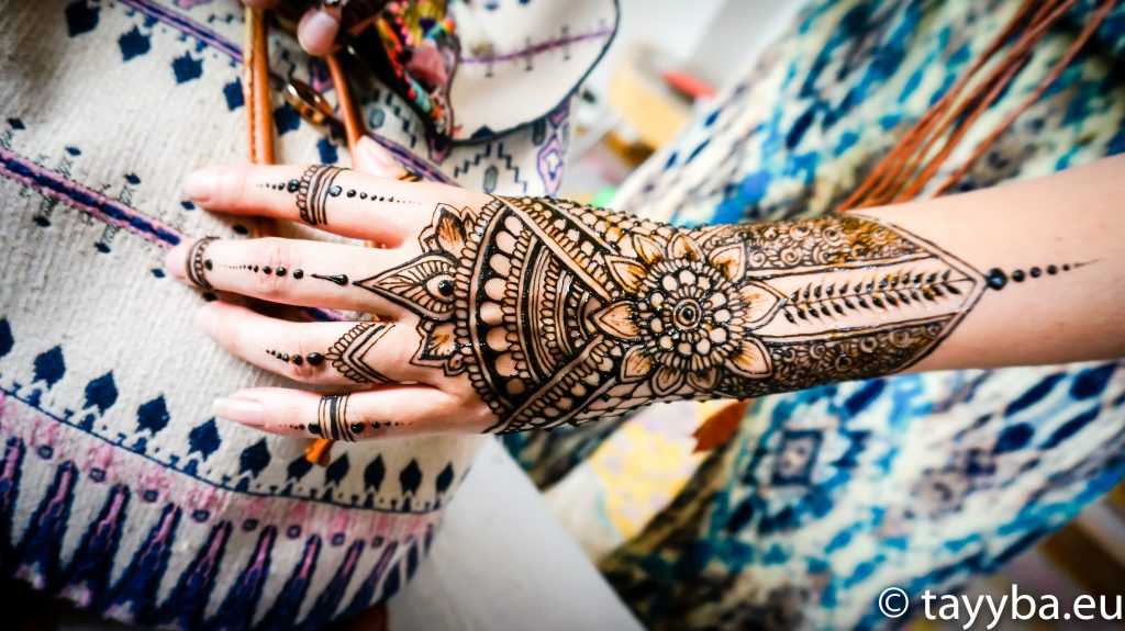 Henna for Summer in Stuttgart